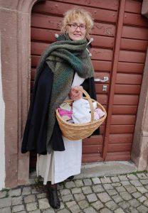 Alte Geschichte neu präsentiert von Hebamme Ursula!