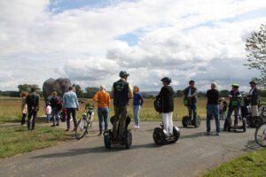 Schwalmstadt Erlebnis Tour per Segway am 27.09.2020 um 15.00 Uhr