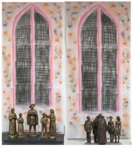 Abstimmung - Eine Skulptur für die Konfirmationsstadt